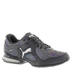 the best attitude 64a5c d84b0 PUMA Womens Cell Riaze Prism Wns CrossTrainer Shoe Puma BlackDark Shadow 75  M US