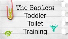 How to Potty Train a Toddler @Jodie White White White Haber