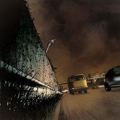 Peugeot HYbrid4 presents : The hybrid graphic novel