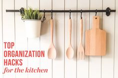 The internet is full of ingenious hacks to tackle different areas of the kitchen. Here are our favorite ideas!