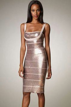 245c21ee521301 Herve Leger Women's Dresses, Evening Dresses, Bandage Dresses, Party Dresses,  Vestido Bandage