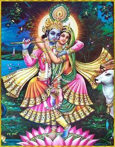 Radha krishna eternal love. Please like http://www.facebook.com/RagDollMagazine and follow @RagDollMagBlog @priscillacita