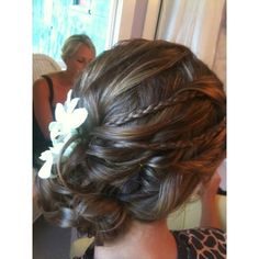 Brides Hair and accessories via Polyvore