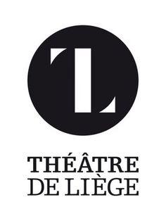 O logo do Teatro de Liège.
