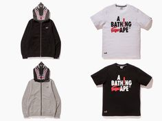 God Save the Queen and all: LACOSTE L!VE x A BATHING APE®  Capsule Collection #abathingape #lacoste #ss15