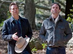 """""""Justified""""  Just when you think you have it figured out.... One of the wittiest shows on tv."""