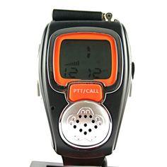 Wrist Watch Walkie Talkie These Walkie Talkie Watches