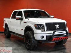 2013 Ford F150, 36,250 miles, $42,999.