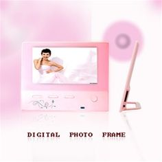 7 Inch Digital Photo Frame with Music and Video Player  Our Price: $112.97   Sale Price: $65.49
