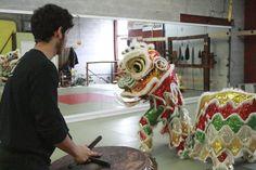 Lion Dance Toronto Team practising! Chinese Dance, Lion Dance, Traditional Chinese, Toronto, Painting, Art, Art Background, Painting Art, Paintings
