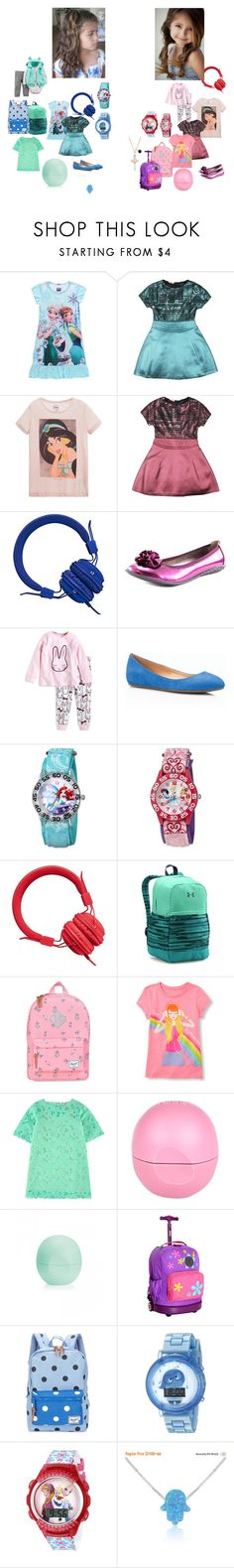 Lesly styles by marilynmagana on Polyvore featuring mode, John Galliano, Kenneth Cole Reaction, Talbots, Herschel Supply Co., JWorld, Disney, Eos, River Island and STELLA McCARTNEY