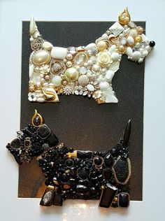 My westie and Scottie jewellery picture