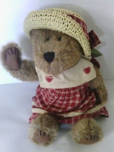 Boyds Bears Prudence Bearimore stuffed animal plush-retired-new w/tags #AllOccasion