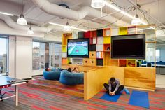 19 best office recreation & game rooms images on pinterest design