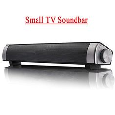 Jumphigh Sound Bar Wireless Subwoofer 30 Bluetooth Speaker 10W Small TV Soundbar Bluetooth Receiver Stereo Super Bass Altavoz Ducha -- Read more reviews of the product by visiting the link on the image.
