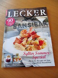Scharfe Pasta mit Lachs und Garnelen SANSIBAR-like