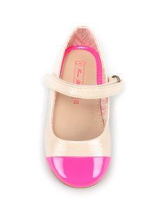 .colour blocking baby. shoes, zara.