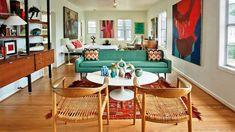 Glamorous Studio Apartment Design Ideas