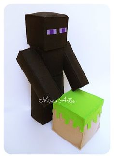 Mimo Artes: Minecraft