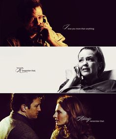 Always ♥. I haaaated this episode. It made me cry like a baby!