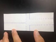 How To Make A Paper Helicopter - Free Science Experiments — Sublime Science