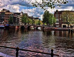 paisajes de amsterdam holanda - Buscar con Google