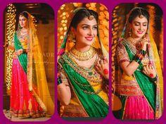 Latest Ayeza Khan Stunning Henna Pic Chance | googleadspice.com