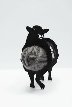 Estos pechos de lana. | 34 Empaques increíblemente lindos que necesitas ver