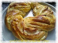 Dolci note in cucina da Simo: Angelica farcita con formaggi e salame ungherese