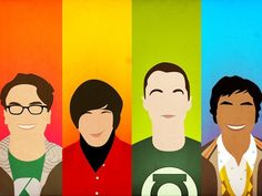 "Which ""Big Bang Theory"" Geek Are You?"