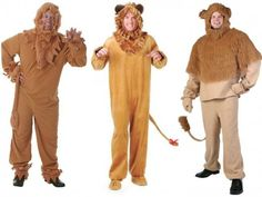 A look at how mass-market Halloween costumes are designed for men and women based on the Wizard Of Oz film. Explore the different focus in Wizard of Oz character costume designs between men and women. Easy Costumes, Costumes For Women, Lion Costumes, Halloween Costumes, Costume Ideas, Wizard Of Oz Film, Wizard Of Oz Characters, Cowardly Lion Costume, Men Vs Women