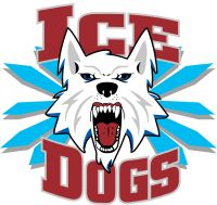 1997, Fairbanks Ice Dogs (Fairbanks, Alaska US), Stadium: Big Dipper Ice Arena, Division: Midwest #FairbanksIceDogs #FairbanksAlaska #NAHL (L4758)
