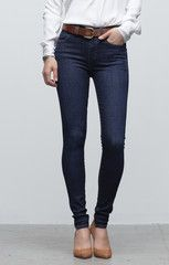 Citizens Rocket High RiseSkinny Jeans in Icon