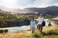 Hiking, 5 minutes or 5 days. NZ has them all.