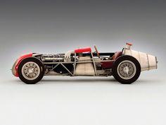Alfa Romeo 6c 2500 Nardi-danese 233 4 Seiten