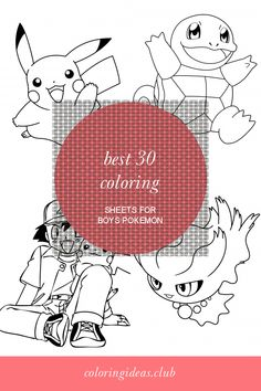 Best 30 Coloring Sheets for Boys Pokemon .Children are likewise united in their life's enthusiasms. To get a child better to his dream, Supercoloring deals for totally free the ideal … Coloring Sheets For Boys, Coloring For Kids, Free Coloring, Adult Coloring, Coloring Books, Dinosaur Coloring Pages, Pokemon Coloring Pages, Pokemon Pictures To Print, Black Pokemon