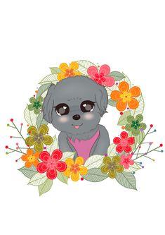 Items similar to Custom cartoon illustration of your lovely pet, Printable Portrait, Pet illustration, Dog Lover Gifts, Pet Cartoon on Etsy Dog Lover Gifts, Dog Lovers, Photoshop, Art Print, Printable, Etsy Shop, Cartoon, Portrait, Digital
