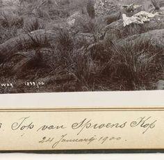 Slachtoffers van de strijd bij Spionkop in Zuid-Afrika, anonymous, 1900 - Search - Rijksmuseum Armed Conflict, The Only Way, Britain, Africa, War