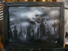 Obra de Carlos Aperribay   Galería de Manchas
