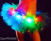 Light Up TuTu Skirt