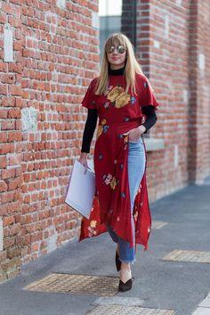 El Mejor Street Style De La Semana De La Moda De Milán – Cut & Paste – Blog de Moda