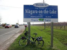 Welcome to Niagara-on-the-Lake, Ontario, Canada