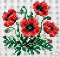 Çok guzel Cross Stitch Rose, Cross Stitch Animals, Cross Stitch Flowers, Cross Stitching, Cross Stitch Embroidery, Cross Stitch Designs, Cross Stitch Patterns, Needlepoint, Needlework