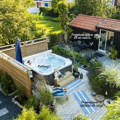Learn more at the web press the tab for further details - buy jacuzzi Jacuzzi Outdoor, Outdoor Spa, Outdoor Gardens, Outdoor Living, Steel Pergola, Pergola Patio, Backyard, Pergola Kits, Pergola Ideas