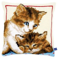 Shop our expansive collection of needlework and Needlepoint at Stitchery. Fabulous selection of Needlepoint with low flat-rate shipping! Cat Cross Stitches, Counted Cross Stitch Kits, Cross Stitch Charts, Cross Stitch Designs, Cross Stitch Patterns, Cross Stitch Alphabet, Cross Stitch Animals, Folk Embroidery, Cross Stitch Embroidery