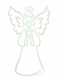 The Latest Trend in Embroidery – Embroidery on Paper - Embroidery Patterns Embroidery Cards, Embroidery Patterns Free, Card Patterns, Beading Patterns, Cross Stitch Embroidery, Hand Embroidery, Art Perle, Sewing Cards, String Art Patterns