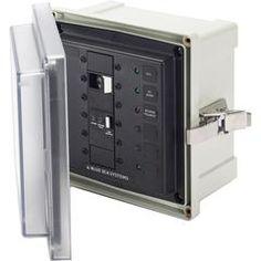 Blue Sea SMS Surface Mount System Panel Enclosure - 120/240V AC/50A EL – Reel Draggin' Tackle http://reeldraggintackle.com/products/blue-sea-sms-surface-mount-system-panel-enclosure-120-240v-ac-50a-elci-main-1-blank-circuit-position