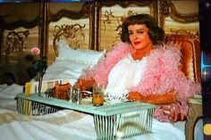 Movie Star Bette Davis Has Breakfast in Bed in the Univers… | Flickr