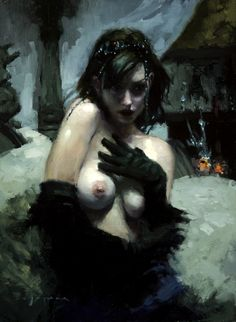 jeremy mann paintings - Szukaj w Google