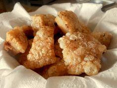 Crispy Pork Rind Cracklings - Chicharrón